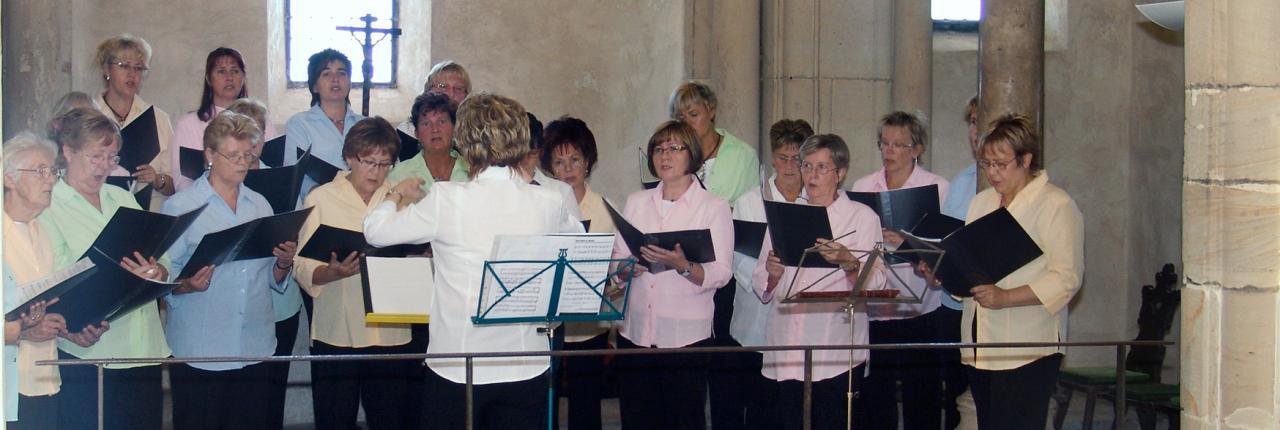 Frauenchor Doppelkapelle Landsberg